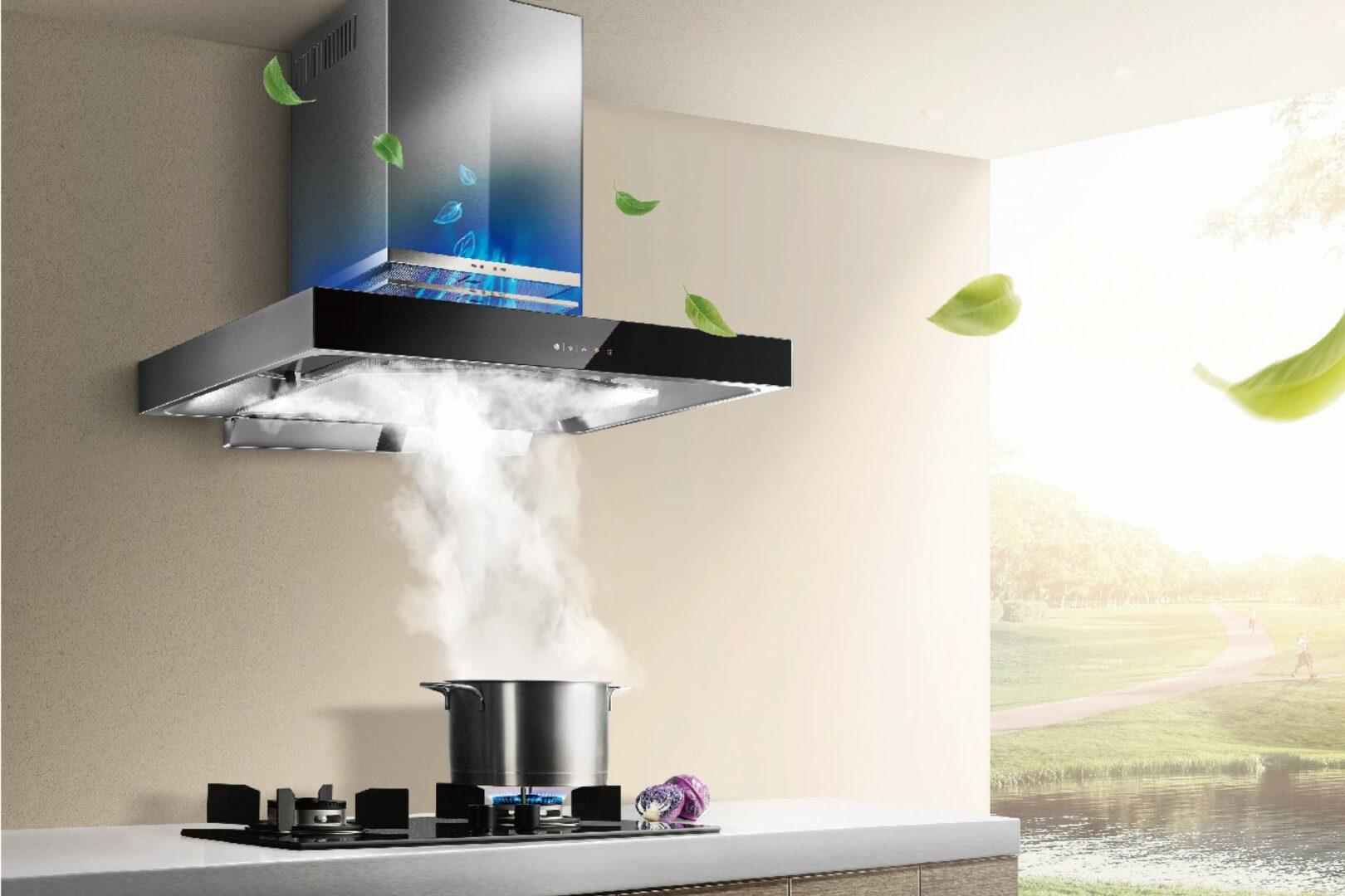 L'importanza di una buona ventilazione in cucina