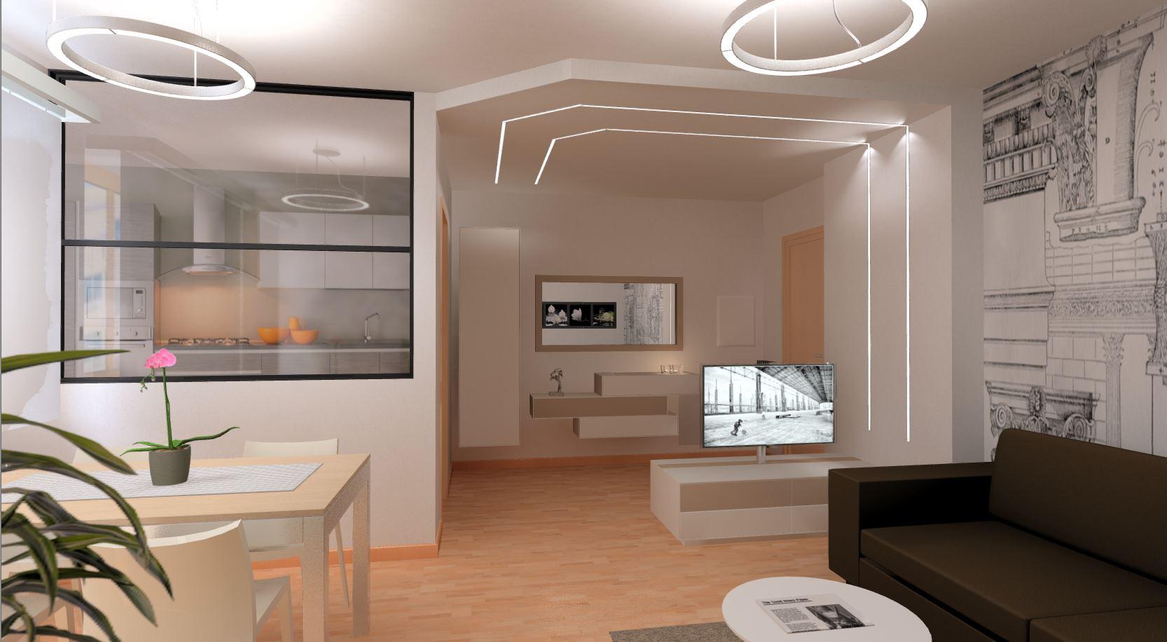 Franc - Interior design