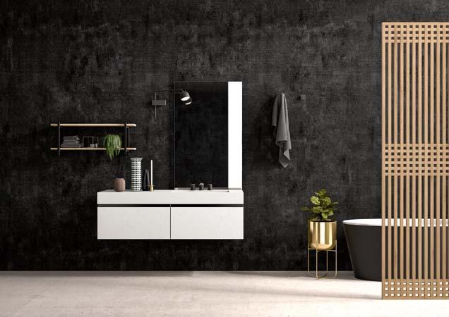 sidero 4 - Mobili bagno